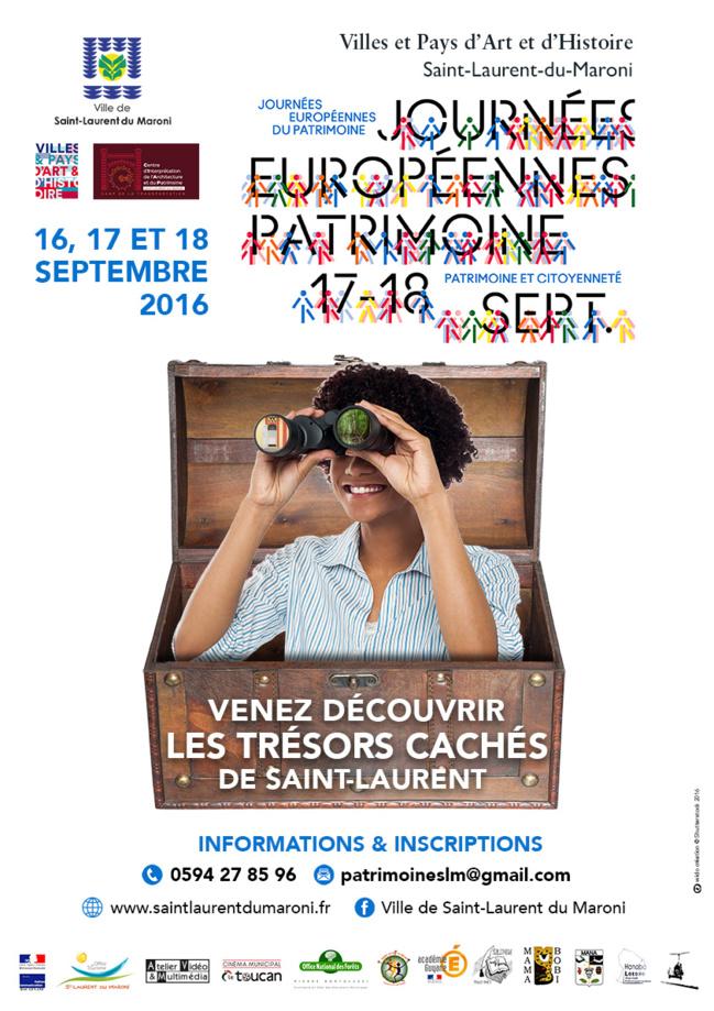 Ce week-end ne manquez pas les Journées Européennes du Patrimoine à Saint-Laurent !