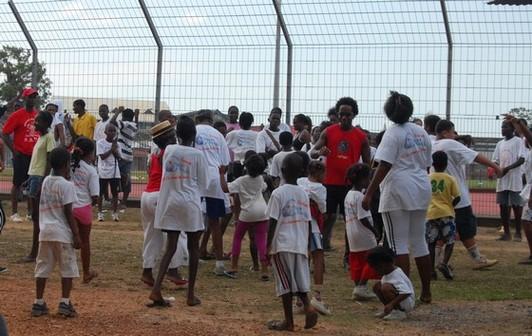 Bilan de la journée du sport en famille 2008