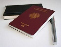Modification du régime fiscal applicable aux passeports et aux cartes nationales d'identité