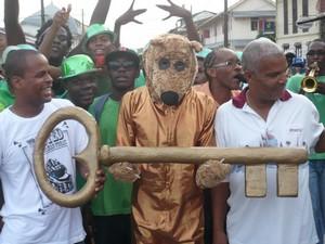 Carnaval 2009 : Tradition et mixité