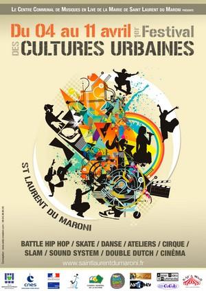 1er Festival des Cultures Urbaines