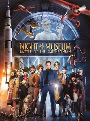 Une nuit au musée 2