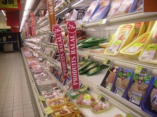 Produits Halal improprent à la consommation en Guyane