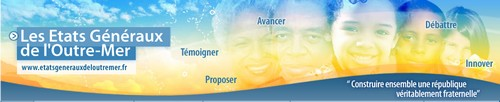 Participez au Etats Généraux de l'Outremer à Saint-Laurent du Maroni
