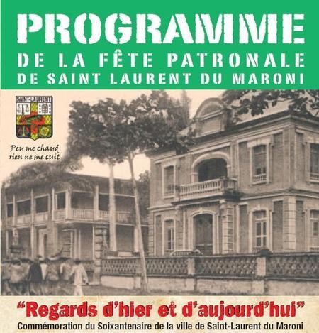 Fête patronale 2009 de Saint-Laurent du Maroni
