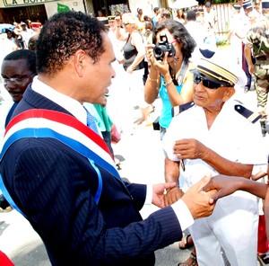La municipalité adresse ses condoléances à la famille de Monsieur Edouard PIERRE, Capitaine du village Pierre