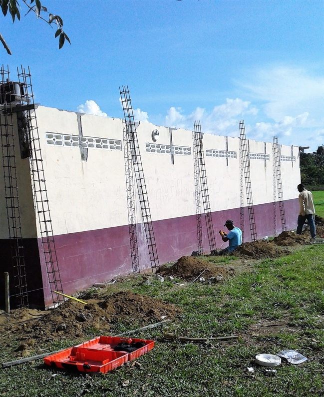 La Ville investit dans des travaux de rénovation à Sparouine