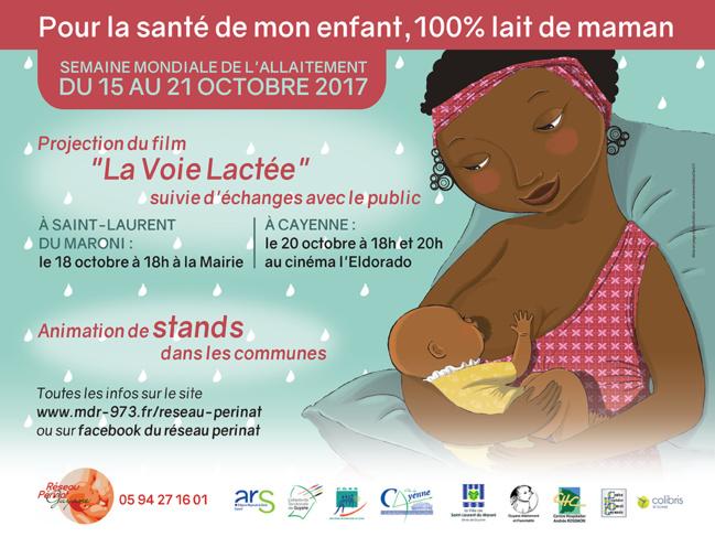 Semaine Mondiale de l'Allaitement Maternel
