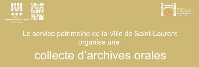 Appel à témoignages - collecte d'archives orales dans le cadre d'un projet de recherche historique