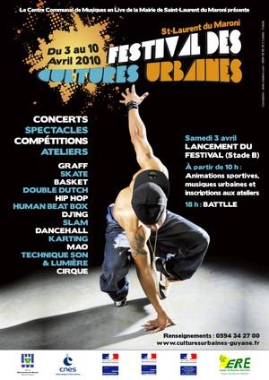 2nd Festival des Cultures Urbaines