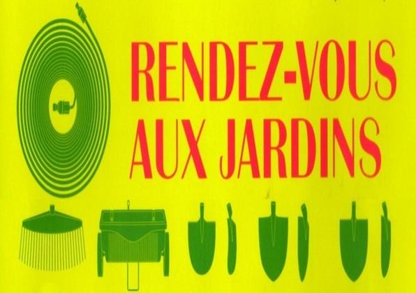 Rendez-vous aux jardins du vendredi 04 au dimanche 06 juin 2010