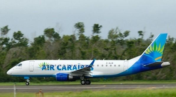 Changement des franchises bagages à bord d'Air Caraïbes depuis le 1er mai 2010