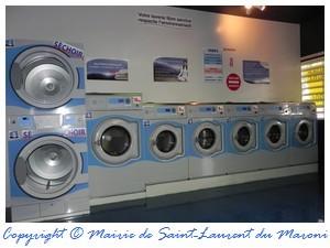 Ouverture de la laverie MEMO LAVERIE, projet soutenu par l'OGI