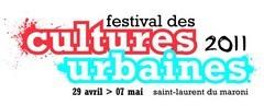 Festival des Cultures Urbaines (29 avril au 07 mai)