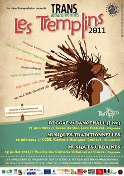 """Présélection des Tremplins """"Tradition"""" pour le Festival des Transamazoniènnes 2011"""
