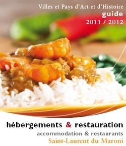 Le guide Hébergement et Restauration 2011 de l'Office de Tourisme est disponible !