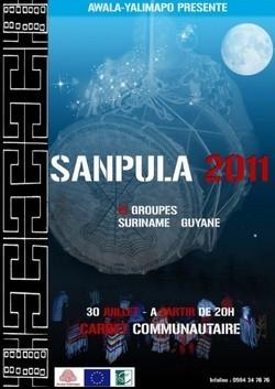 2ème édition de la Nuit du Sanpula