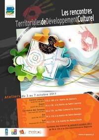 Les Rencontres Territoriales du Développement Culturel