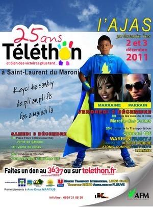 Téléthon 2011