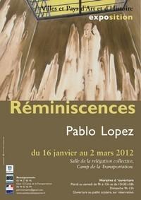 Exposition Pablo LOPEZ.
