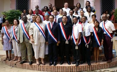 Le Conseil Municipal de Saint-Laurent du Maroni