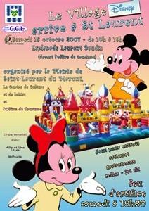 Le Village Disney