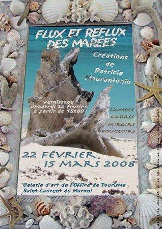 Expo: Flux et reflux des marées
