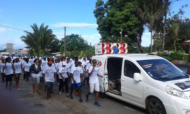 10 juin : une journée de commémoration de l'abolition de l'esclavage très animée à Saint-laurent !