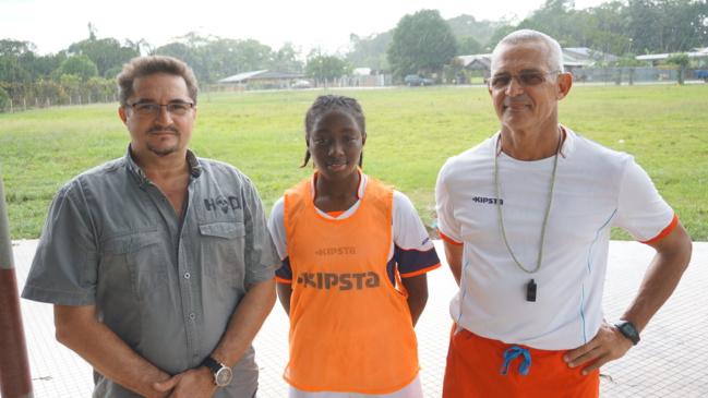 COSMA Football : deux jeunes saint-laurentais sélectionnés pour intégrer des centres de formation dans l'hexagone