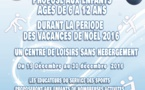 Vacances de Noel : le service des sports organise un CLSH pourles 6-12 ans !