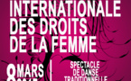 Journée internationale des droits de la femme : animations à l'école Saint-Symphorien