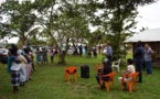 Amélioration du cadre de vie dans les quartiers : réunion de quartier à Sparouine