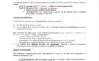 La DJSCS communique : avis d'examen de niveau