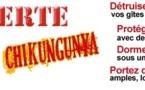 Opération de lutte contre la Dengue et le Chikungunya
