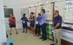 Vendredi 13 mai Les participants de « l'Atelier international de maîtrise d'œuvre urbaine » partagent leurs premières réflexions avec les acteurs locaux