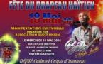 Mercredi 18 mai - Place des fêtes - Fête du drapeau haïtien