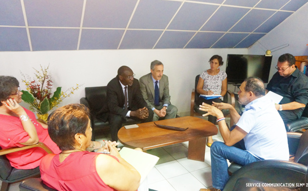 La Ville et le rectorat renforcent leur partenariat en faveur du développement du système éducatif