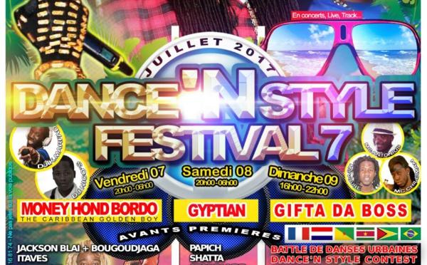 Les 7-8 et 9 juillet ne ratez pas le Dance N'Style festival à la Roche bleue !