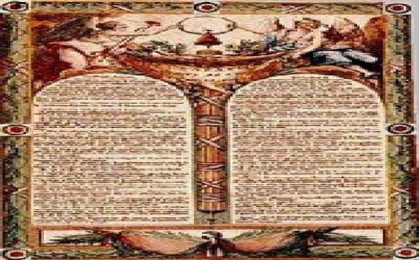 La Charte des Droits de l'Homme.