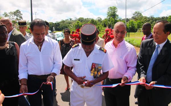 Vendredi 13 mai : inauguration de la maison de quartier de Village Pierre