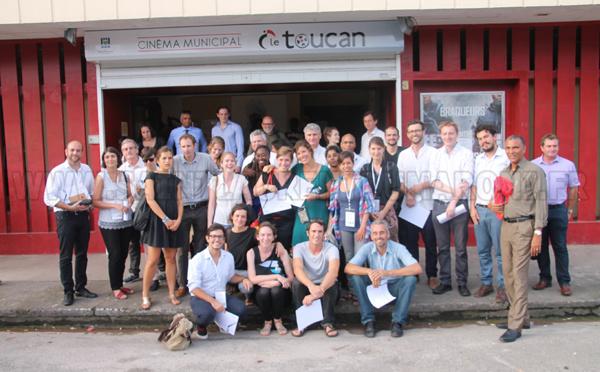 Vendredi 20 mai 2016 Jury des « Ateliers Internationaux de maîtrise d'œuvre urbaine » : des pistes pour le Saint-Laurent de demain