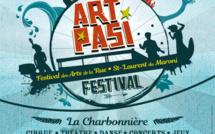 Les 2, 4 et 5 novembre venez assister à la 4eme édition du Art Pasi Festival à la Charbonnière !