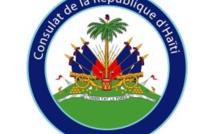 Calendrier des permanences du consulat Général de la République de Haïti à Saint-Laurent du Maroni