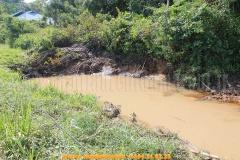 Curage des canaux au village Balaté