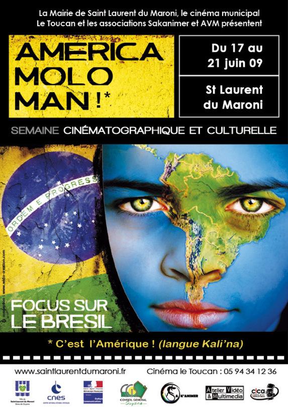 AMERICA MOLO MAN 2009 1ère édition