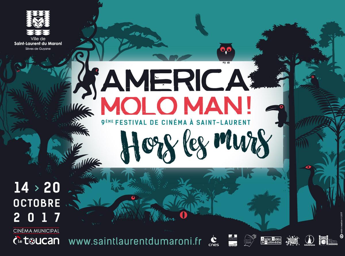 FESTIVAL AMERICA MOLO MAN ! 9ème édition
