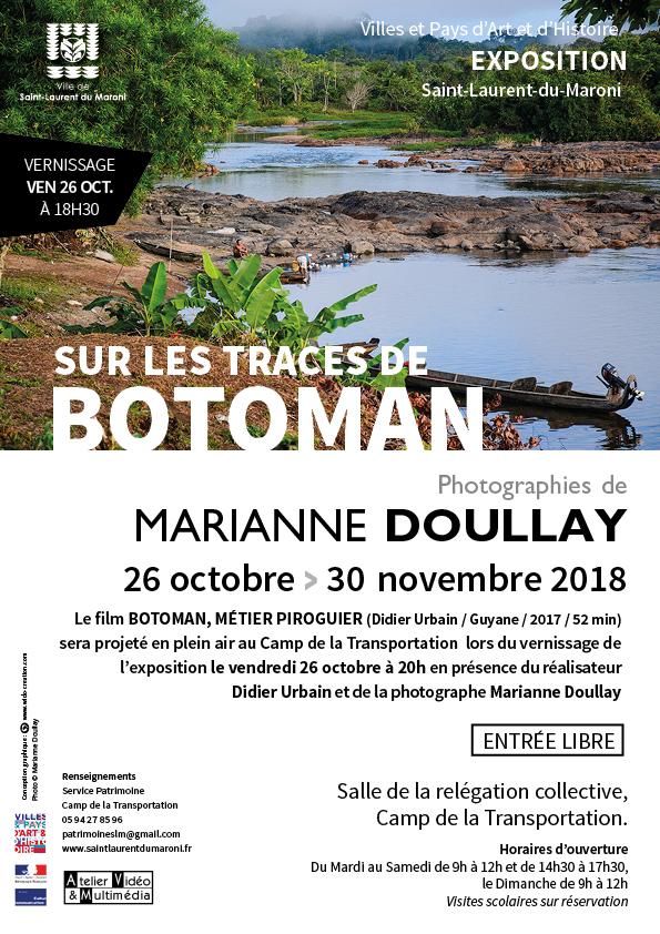« Sur les traces de Botoman »