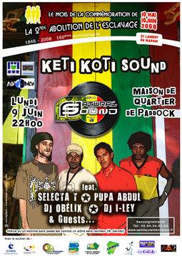 KETI KOTI SOUND - Association PAD'RACE