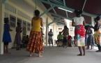 """[Mois de la commémoration de la seconde abolition de l'esclavage en Guyane] : retour en vidéo sur l'atelier initiation à la danse """"gwo-ka"""""""