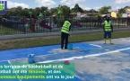#Vidéo : Le nouveau plateau sportif de #SaintLaurentduMaroni a été inauguré